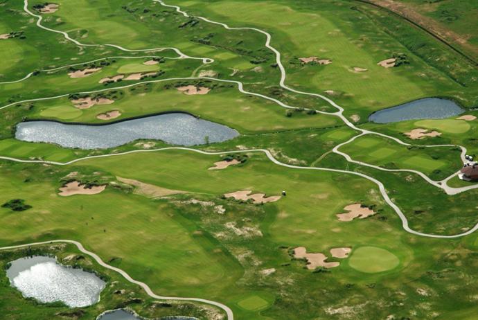 Гольф-клуб Завидово, PGA National, гольф, путешествия