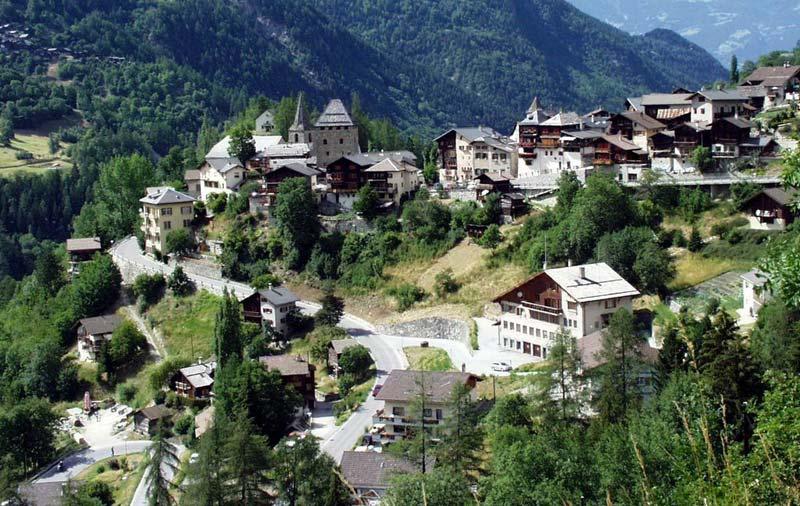 Валь Д'Аннивье, Швейцария