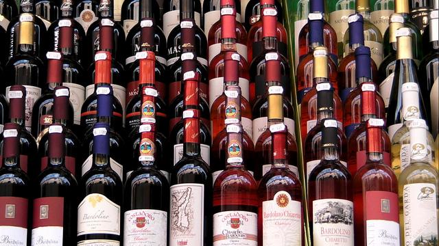 Вино, Бардолино, Италия, озеро Гарда, путешествия