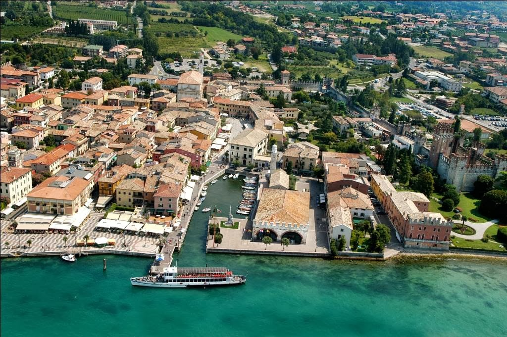 Лацизе, Италия, озеро Гарда, путешествия