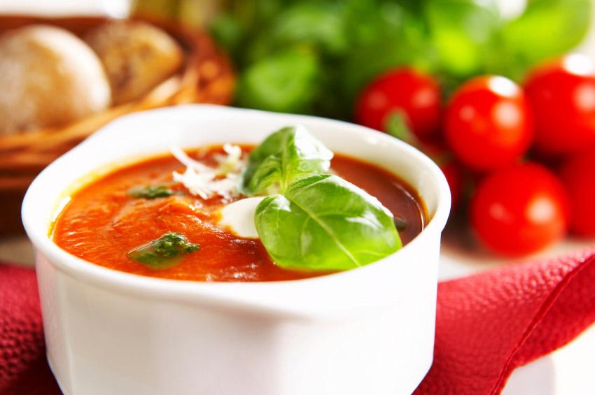 суп, томаты, мультиварка, рецепт