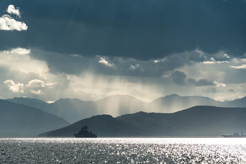 Авачинская бухта, Камчатка, путешествия