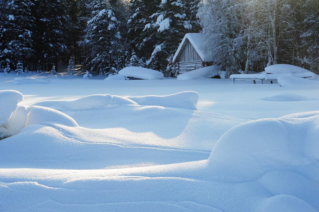 Белое море, зима, Карелия, путешествия