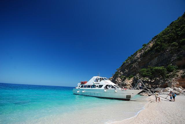 Пляж Кала Мариолу, о. Сардиния