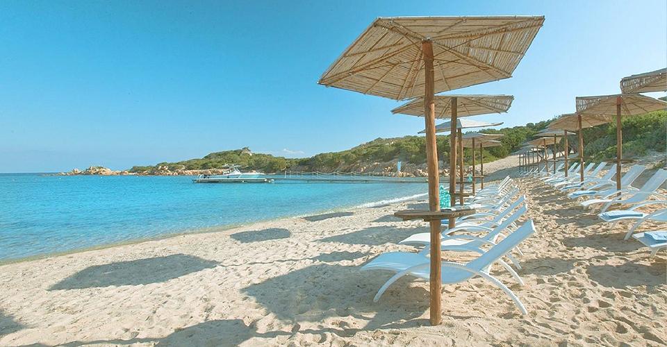 Пляж Капричолли, о.Сардиния