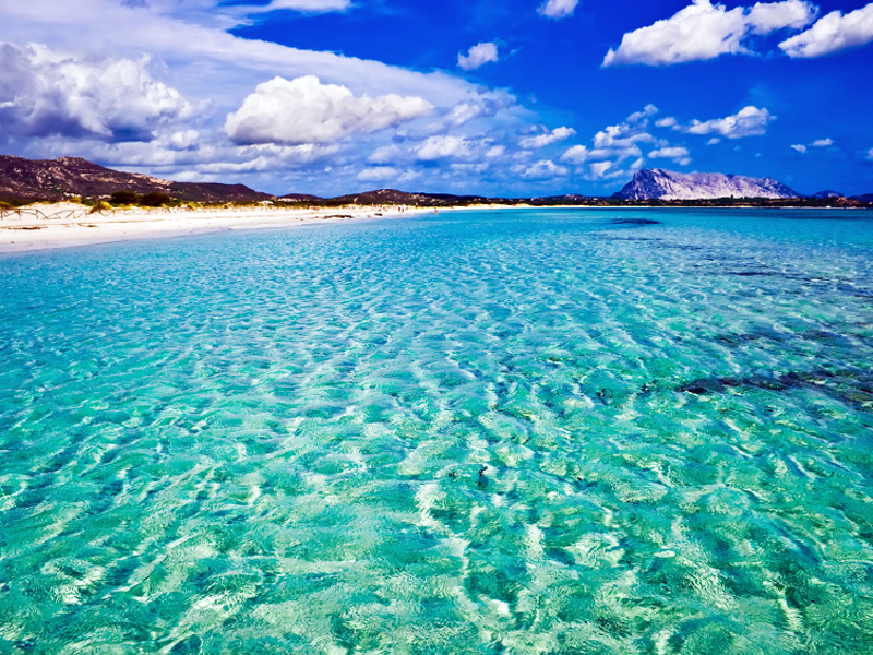 Пляж Ла Чинта, о.Сардиния