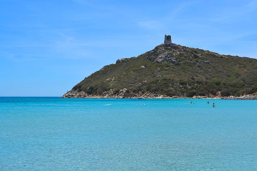 Пляж Порто Джунко, о.Сардиния