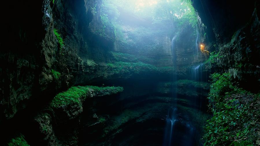 Ласточкина пещера