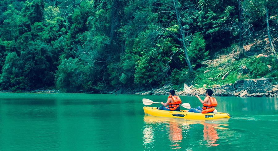 Озеро Зирахуен