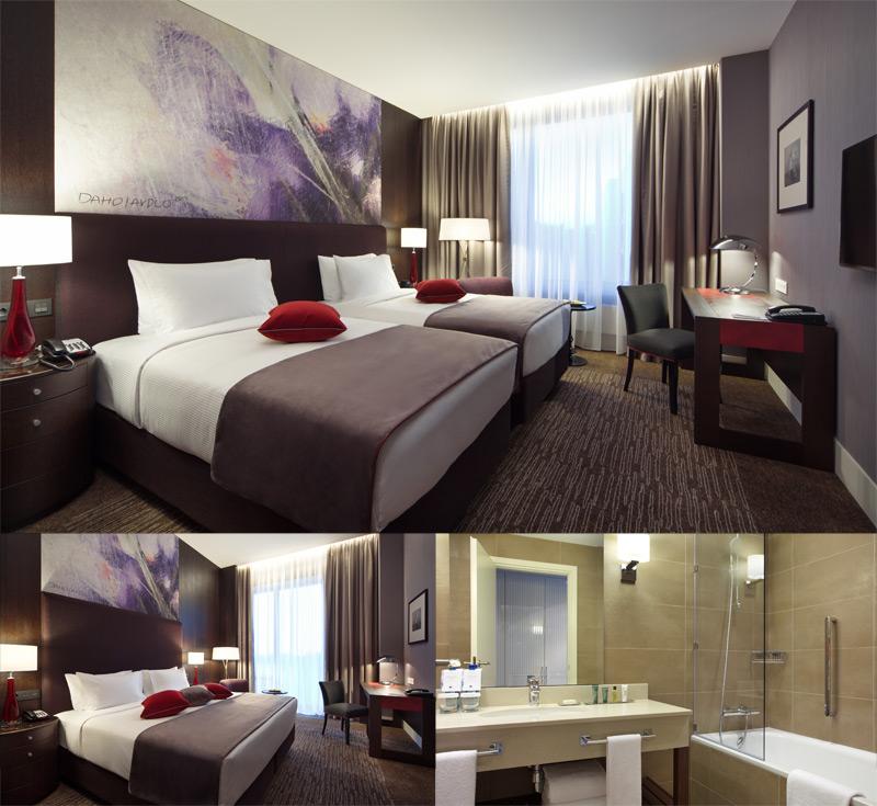 Standard room DoubleTree