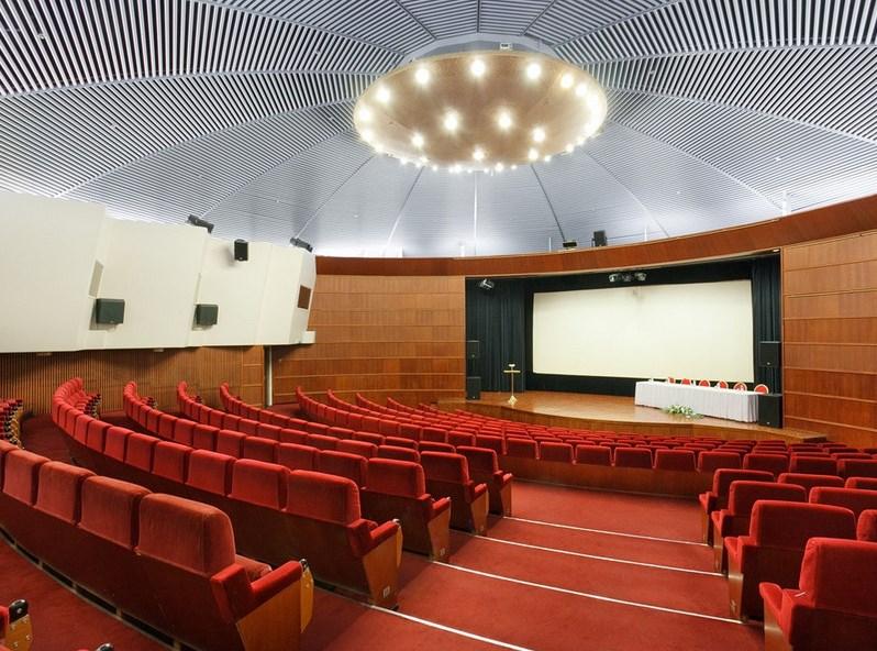 Концертный зал в отеле 4*