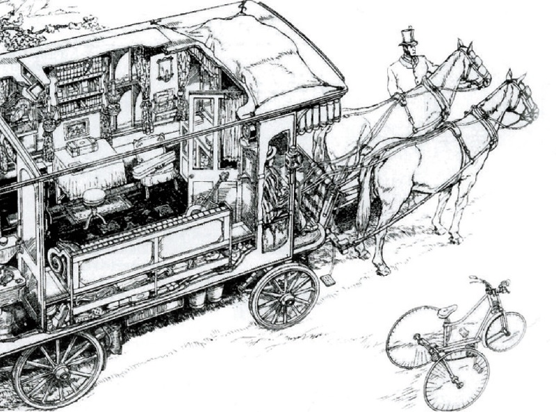 Повозка Вильяма Стаблеса