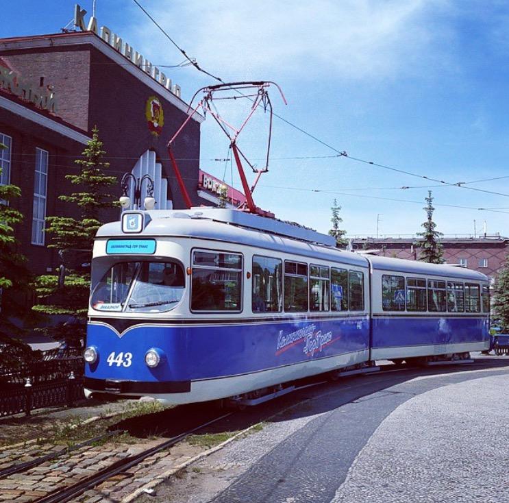 Трамвай Дюваг