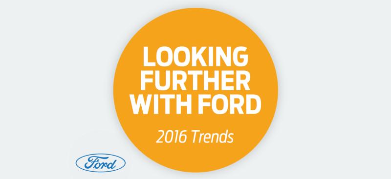опрос общественного мнения от Ford