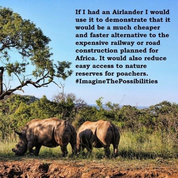 Рекламный слоган гибрида - #ImagineThePossibilities.