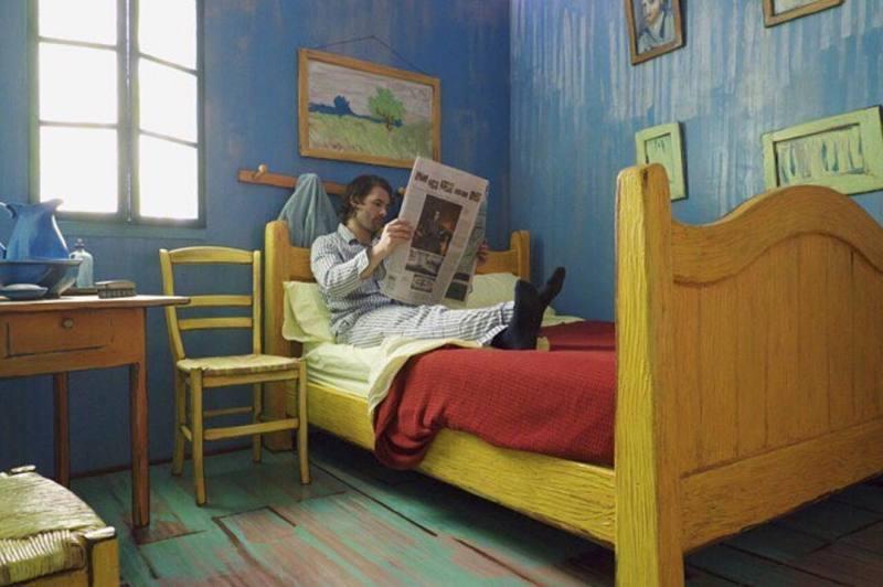 Выставка Спальня, Винсент Ван Гог