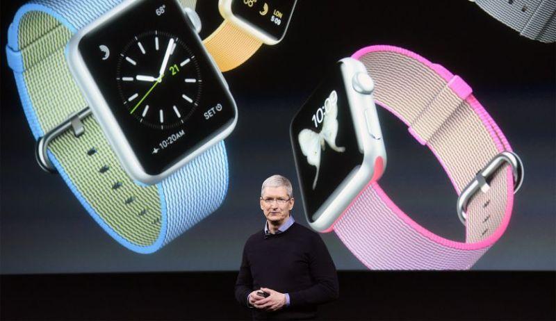 Генеральный директор  Apple