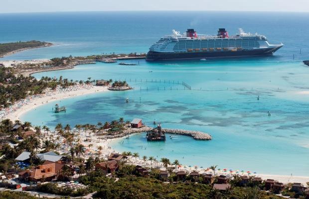 лайнер Disney Cruise Line