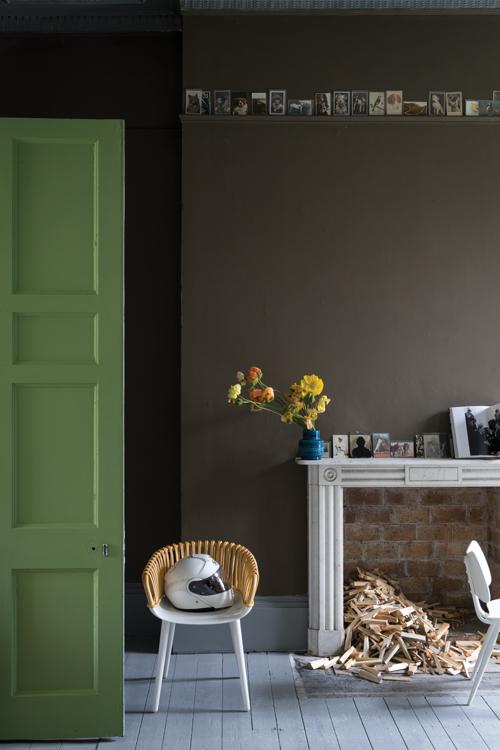 идеи для окрашивания стен в доме