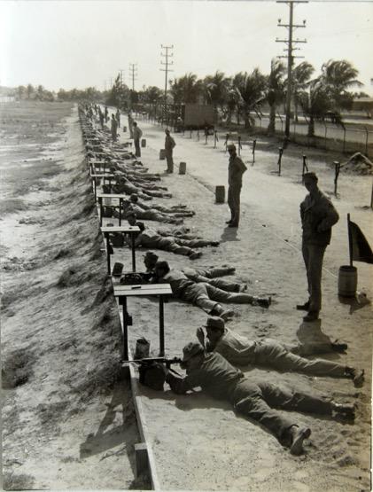Центр подготовки в период Второй мировой войны.
