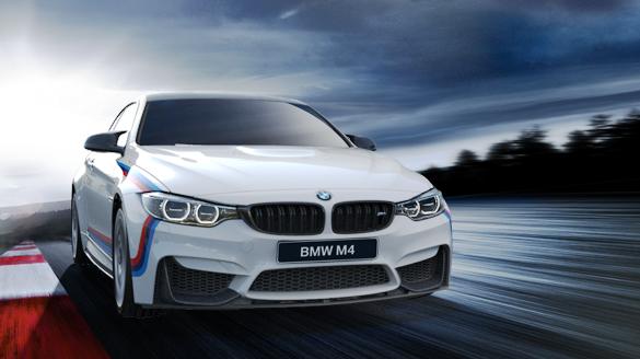 BMW M4 100 Years Edition