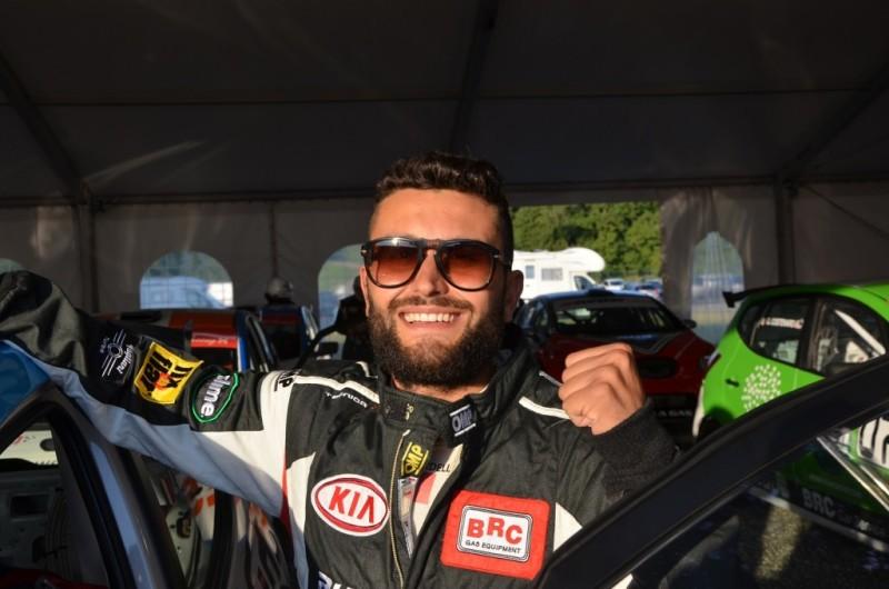 Профессиональный водитель Якопо Ломбарделли
