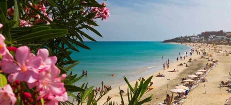 Пляж Фуертевентура