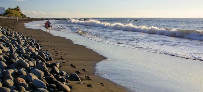 Пляж Ла Гомера