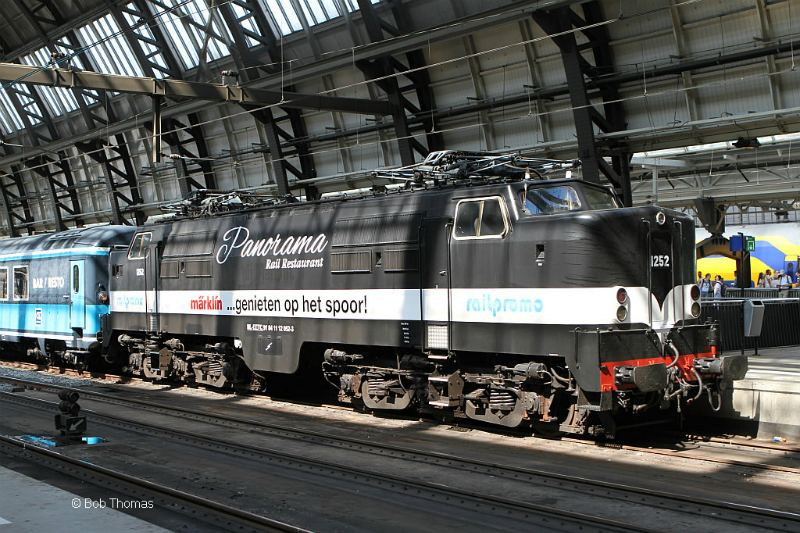 Поезд-ресторан Panorama Rail