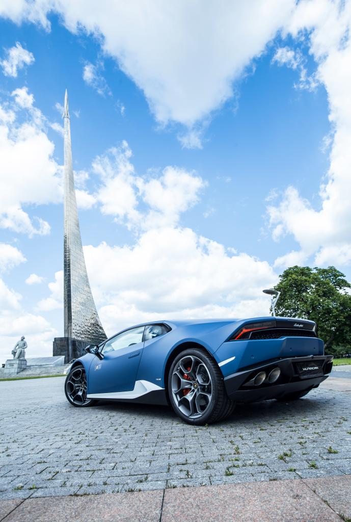 Lamborghini HURACAN фото