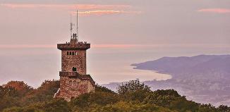 смотровая башня в Сочи