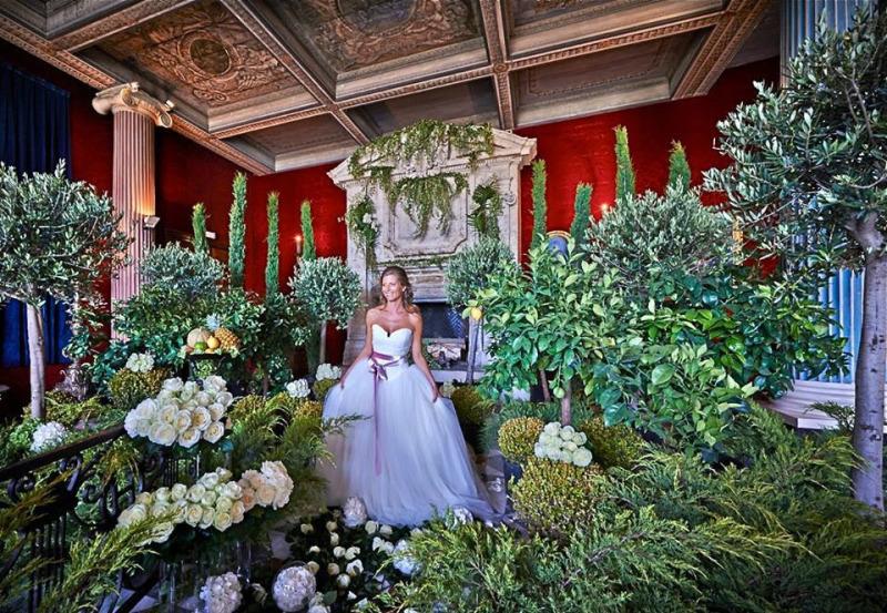 Визитная карточка Ниццы, спроектированная Гюставом Эйфелем - место, где можно провести свадебную церемонию среди настоящих произведений искусства.