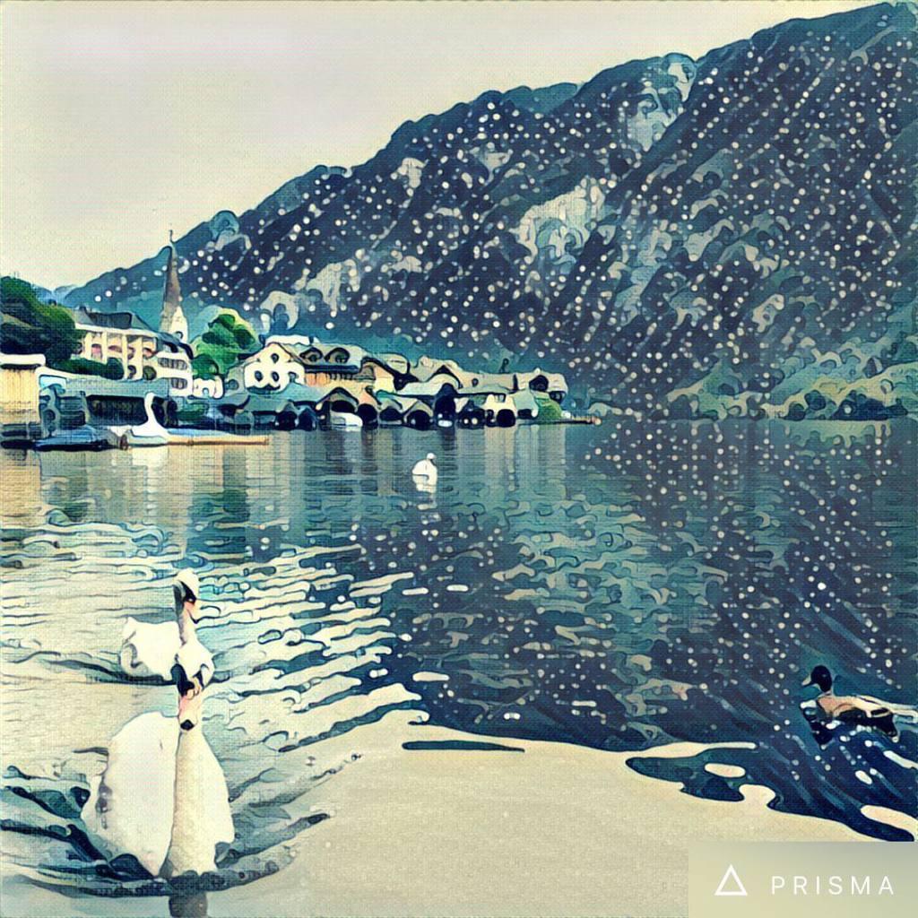Халльштаттское озеро