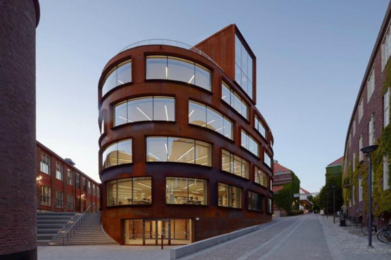 Новая архитектурная школа, Королевский технологический институт, Стокгольм, Швеция