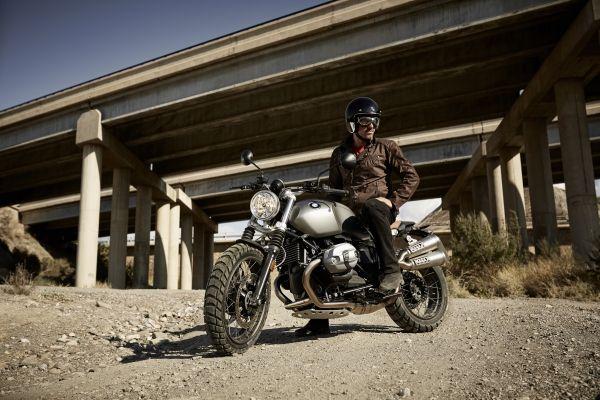 Обновление линейки BMW Motorrad.