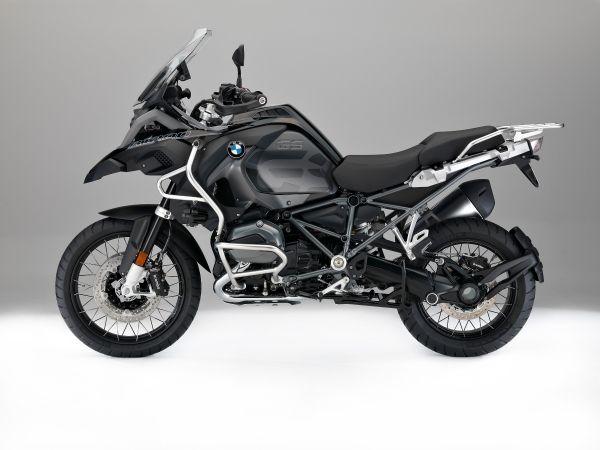 "BMW R 1200 GS ""Triple Black""."