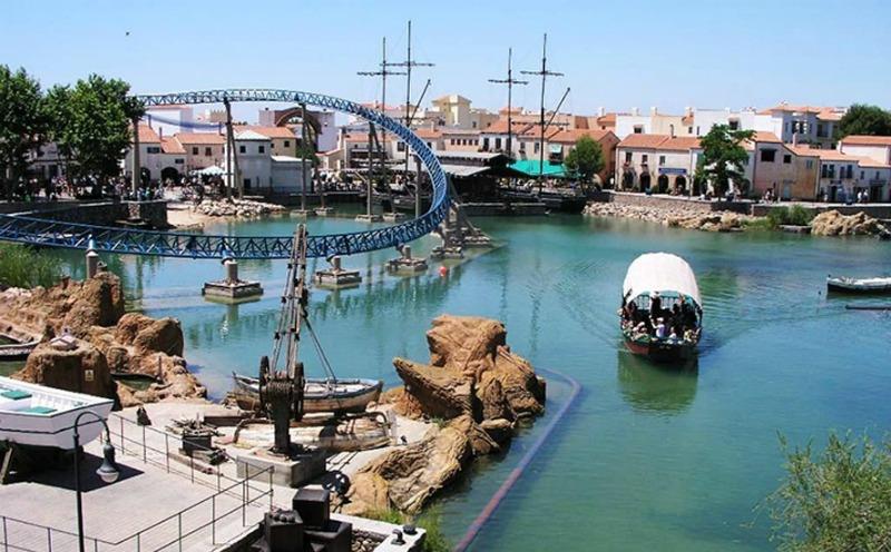 «Порт Авентура», Испания