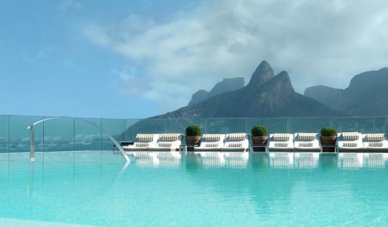 Отель в Рио-де-Жанейро