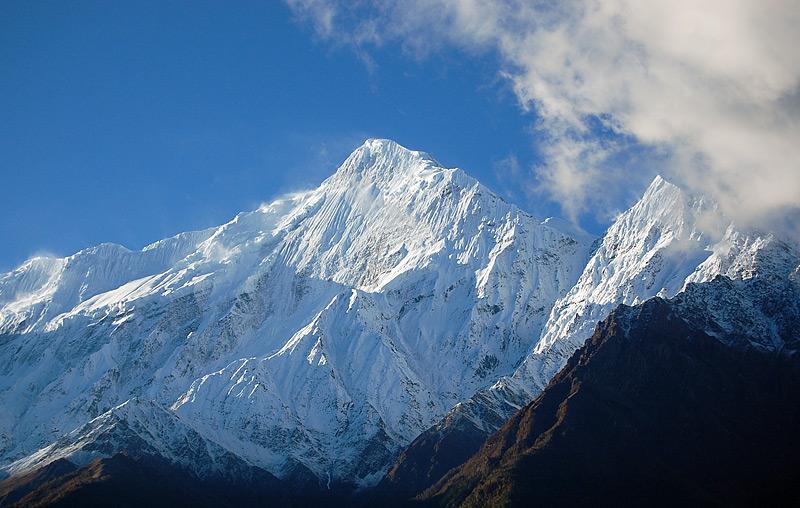 Главные горы в мире