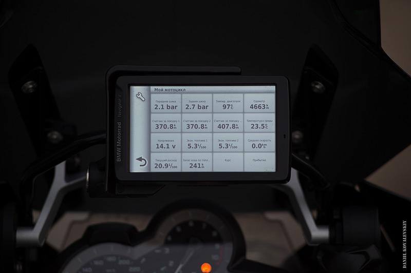 параметры bmw r1200gs