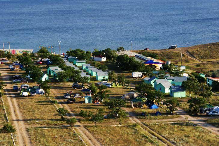 Автокемпинг в Крыму