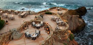 ресторан у океана