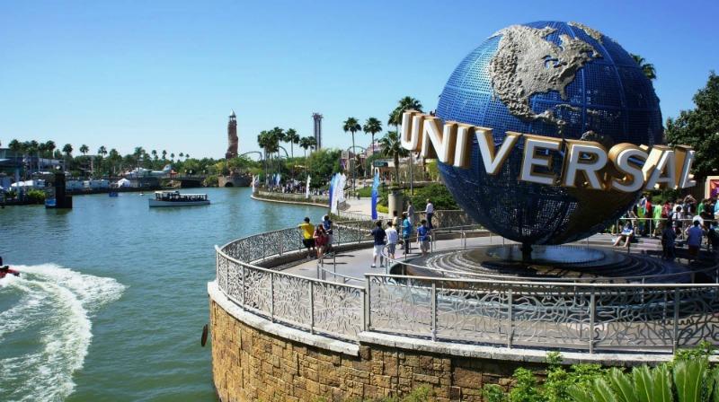 Парк «Universal», США
