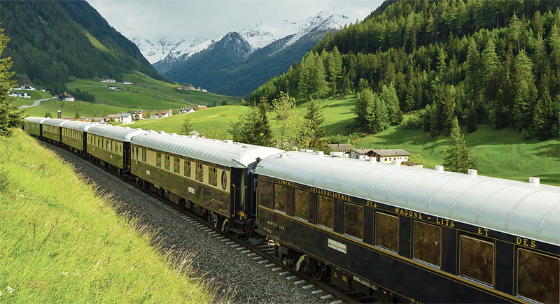 поезд orient express