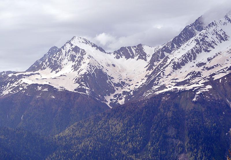 Кавкаские горы