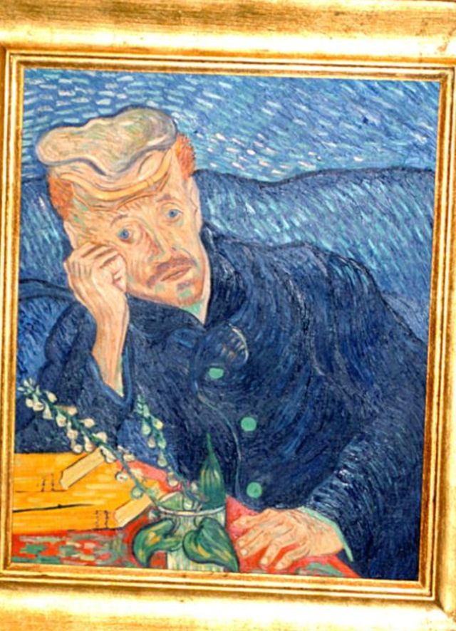 самая дорогая картина Ван Гога