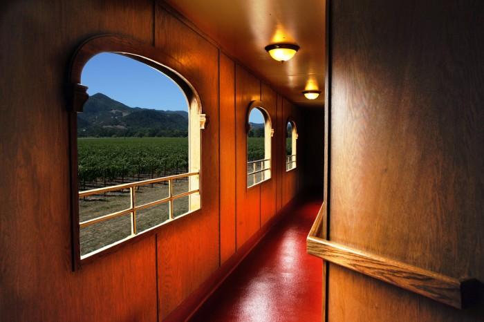 необычный поезд