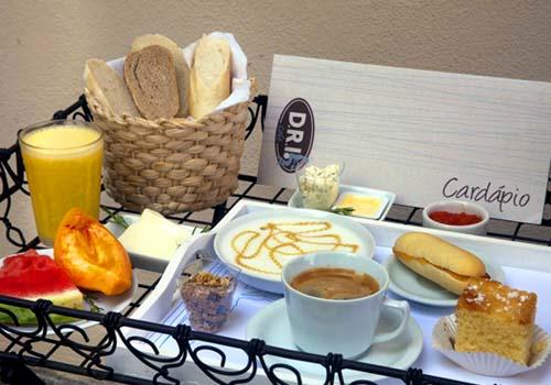 D.R.I. Cafe.