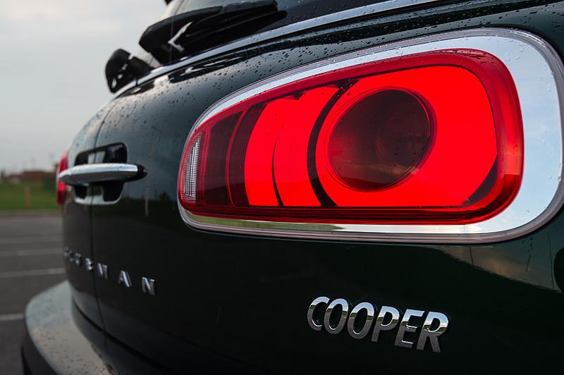 Задние фонари MINI Cooper Clubman