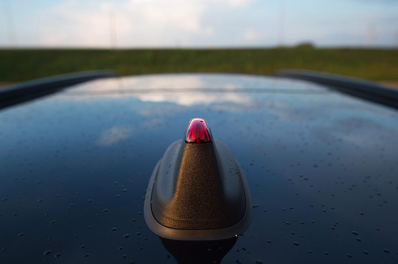 индикатор сигнализации у MINI Cooper Clubman